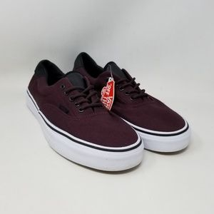 Vans Era 59 Canvas Military Sneakers Men's Sz 11.5